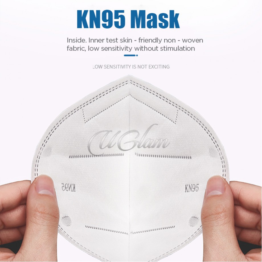 KN95 Dustproof Anti-fog And Breathable Face Masks 95% Filtration Mouth Masks