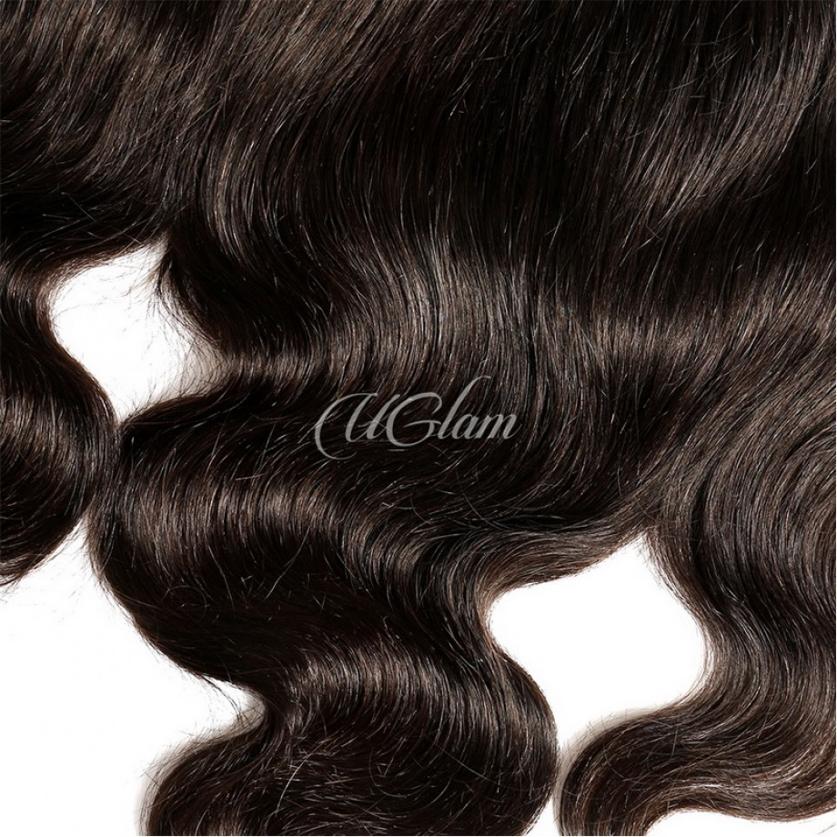 Uglam Hair 13x6 Lace Front Closure Body Wave Sexy Formula