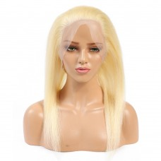 Uglam 360 Swiss Lace Frontal 613 Blonde Straight