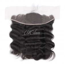 Uglam Hair 4x13 Lace Front Closure Brazilian Body Wave Sexy Formula