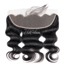 Uglam Hair 13x4 Lace Front Closure Peruvian Body Wave Sexy Formula