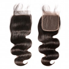 Uglam 5x5 Transparent Lace Closure Body Wave Sexy Formula
