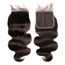Virgin Hair 6x6 Lace Closure Body Wave Hair Sexy Formula