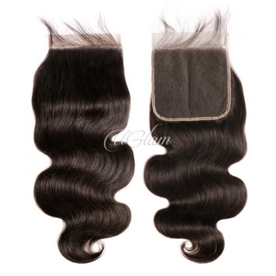 Virgin Hair 6x6 Lace Closure Body Wave Hair Sexy Formula