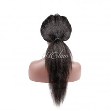 Uglam Hair 360 Lace Frontal Closure Mongolian Kinky Straight Sexy Formula