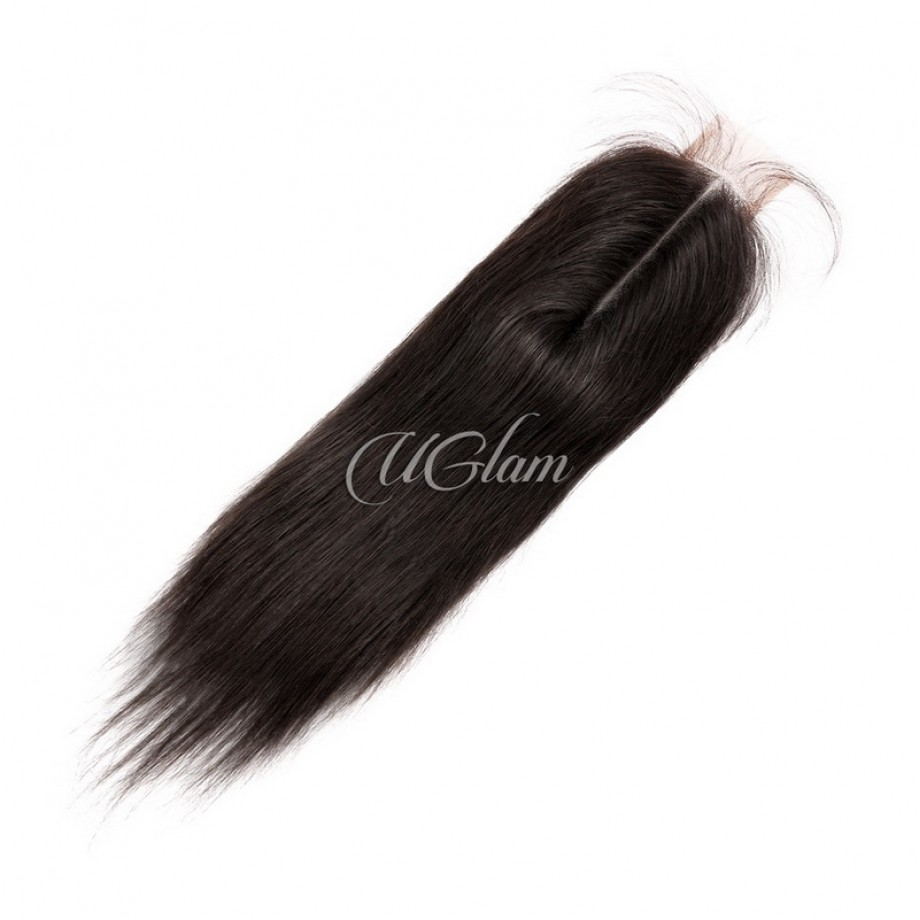 Uglam Hair 2x6 Lace Closure Straight Sexy Formula