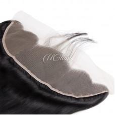 Uglam Hair 4x13 Lace Front Closure Malaysian Straight Sexy Formula