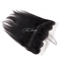 Uglam Hair 13x4 Lace Front Closure Peruvian Straight Sexy Formula