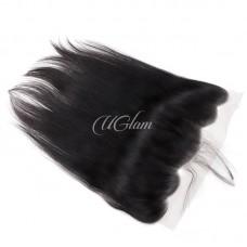 Uglam Hair 4x13 Lace Front Closure Peruvian Straight Sexy Formula