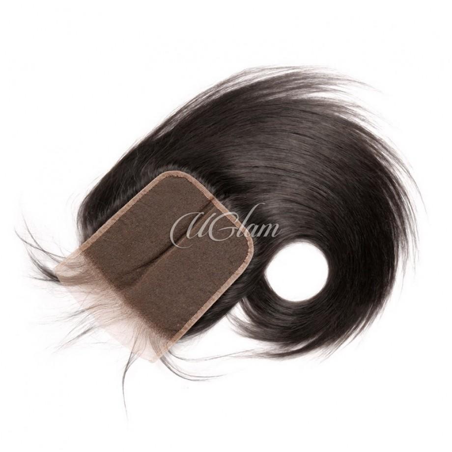 Virgin Hair 6x6 Lace Closure Straight Hair Sexy Formula