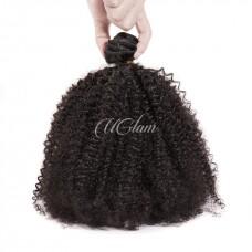 Uglam Hair Mongolian Afro Kinky Curly 3pcs/4pcs Bundles Deal Sexy Formula
