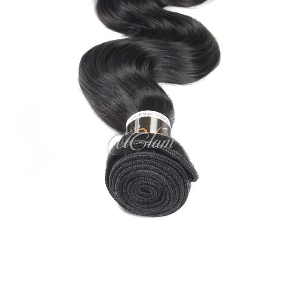 Uglam Hair Malaysian Body Wave 3pcs/4pcs Bundles Deal