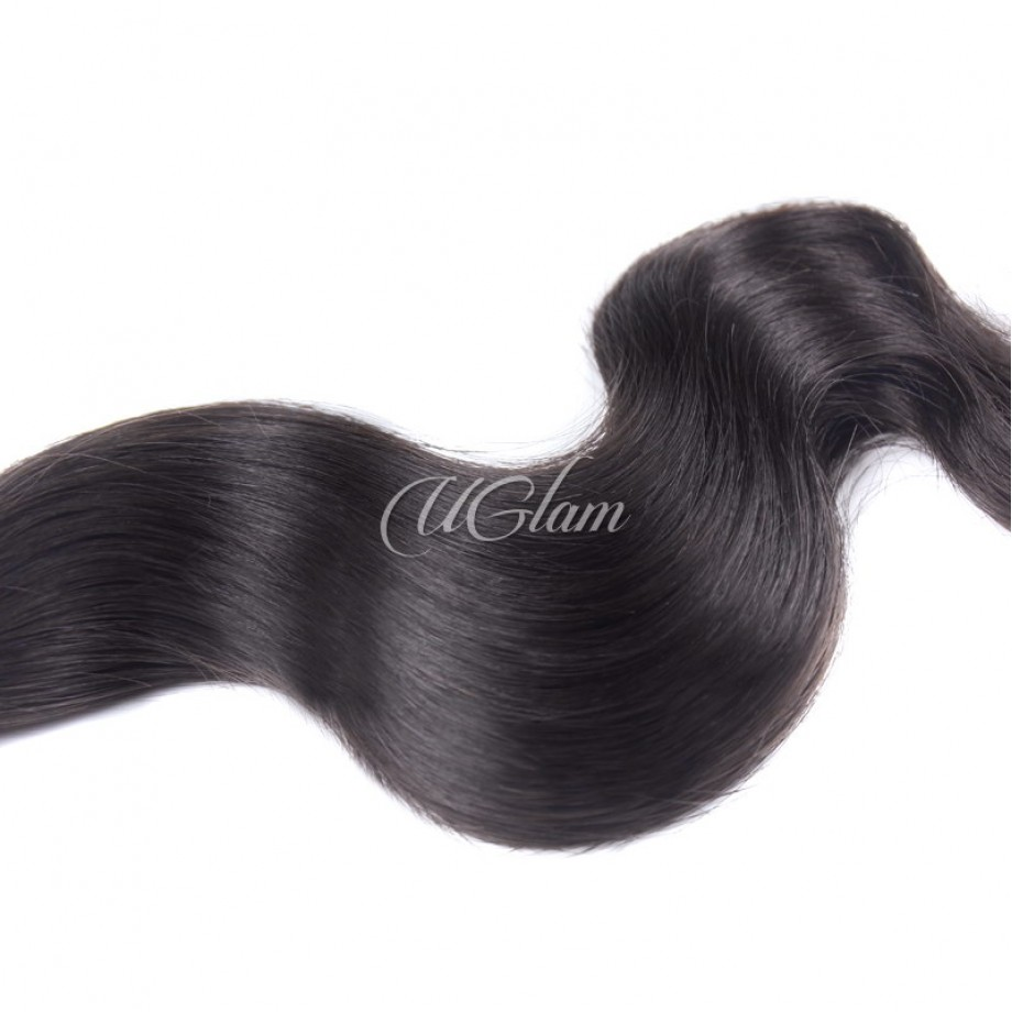 Uglam Hair Peruvian Body Wave 3pcs/4pcs Bundles Deal