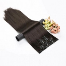 Uglam Clip in Hair Extensions Human Hair(7pcs/set)
