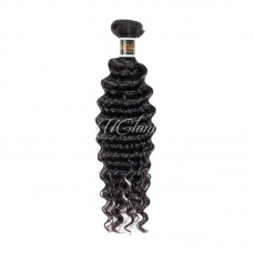 Uglam Hair Indian Deep Wave 3pcs/4pcs Bundles Deal