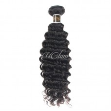 Uglam Hair Malaysian Deep Wave 3pcs/4pcs Bundles Deal