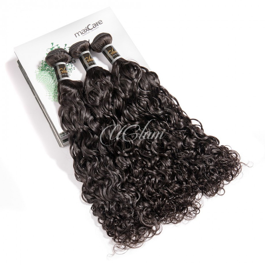 Uglam Hair Brazilian Water Wave 3pcs/4pcs Bundles Deal