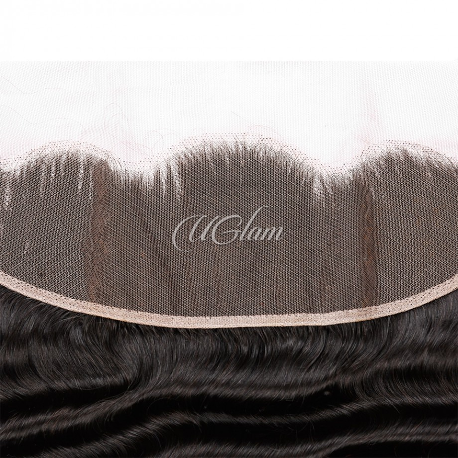 Uglam Hair 4x13 Lace Front Closure Loose Deep Sexy Formula
