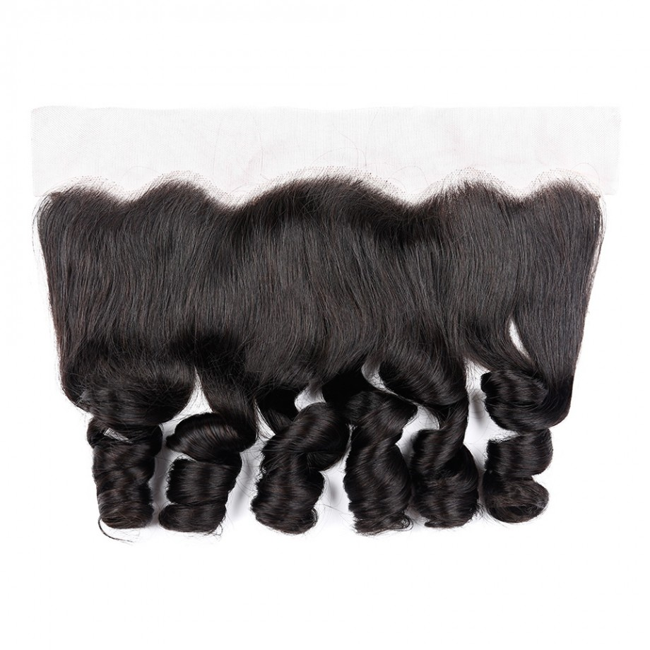 Uglam 13x4 Lace Front Closure Loose Wave Sexy Formula