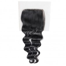 Uglam 4x4 Lace Closure Nature Wave Sexy Formula