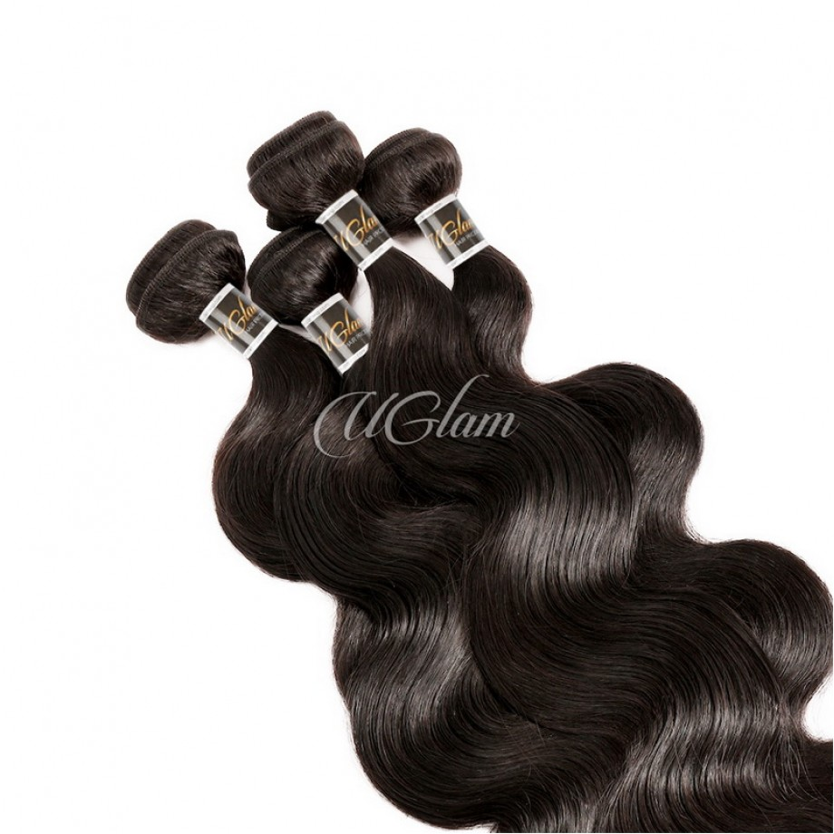 Uglam 1/3/4pcs Bundles Body Wave Hair Sexy Formula
