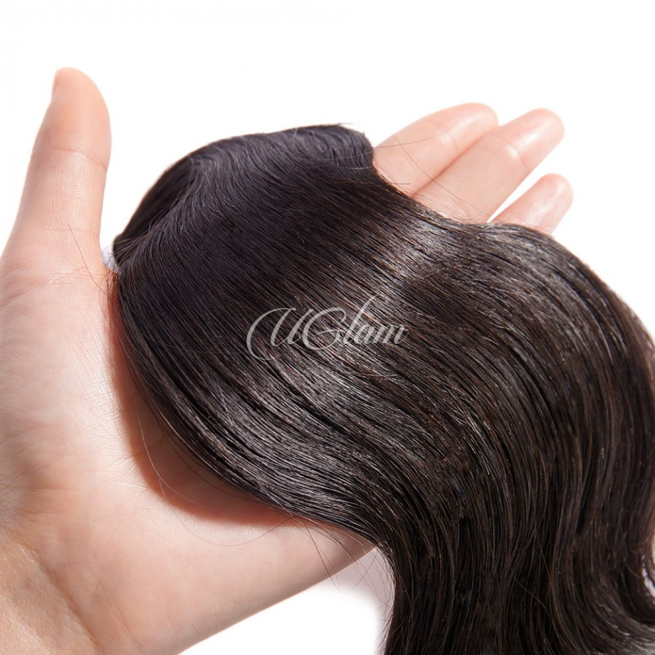 Uglam Hair 3/4pcs Bundles Indian Body Wave Sexy Formula