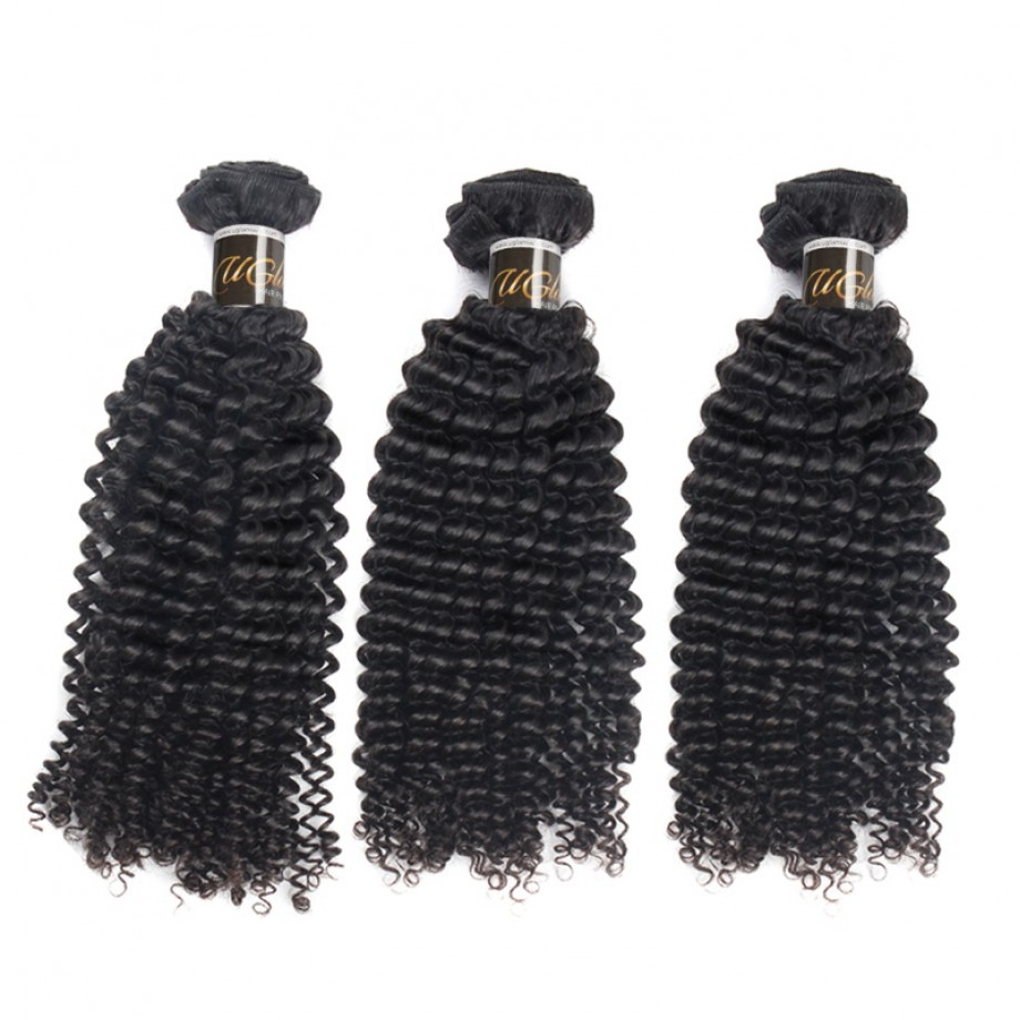 Uglam Short Bundles Deal Human Hair