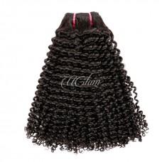 Uglam Virgin Hair Kinky Curly 3pcs/4pcs Bundles Deal Sexy Formula