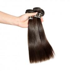 Uglam 3/4pcs Bundles Straight Natural Color Raw Hair Sexy Formula