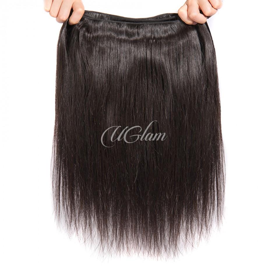 Virgin Hair 3/4pcs Bundles Brazilian Straight Hair Bundles Sexy Formula