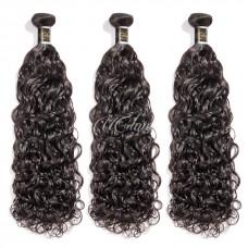 Uglam Hair 3/4pcs Bundles Water Wave Hair Bundles Sexy Formula