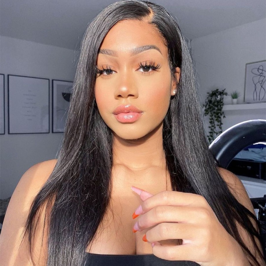 Uglam 13X6 HD Lace Front Straight Wig