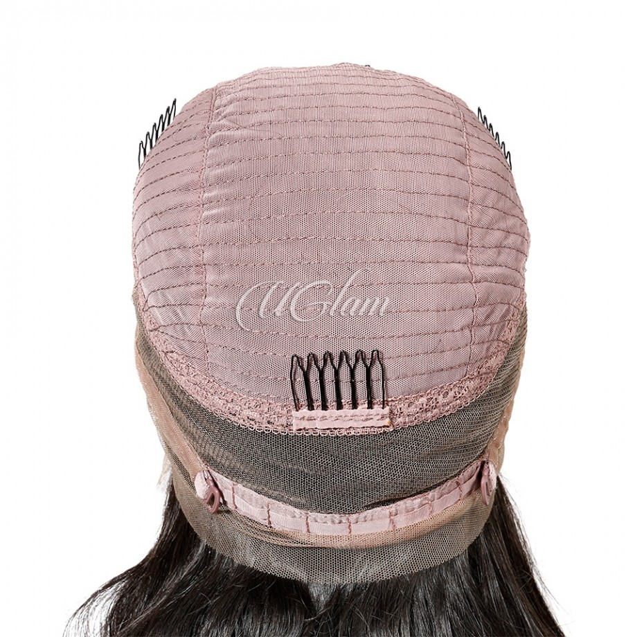 Uglam 360 Lace Front Wigs Body Wave 250% Density