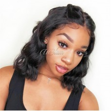 Uglam Clearance 360 Lace Frontal Wigs Body Wave 250% Density