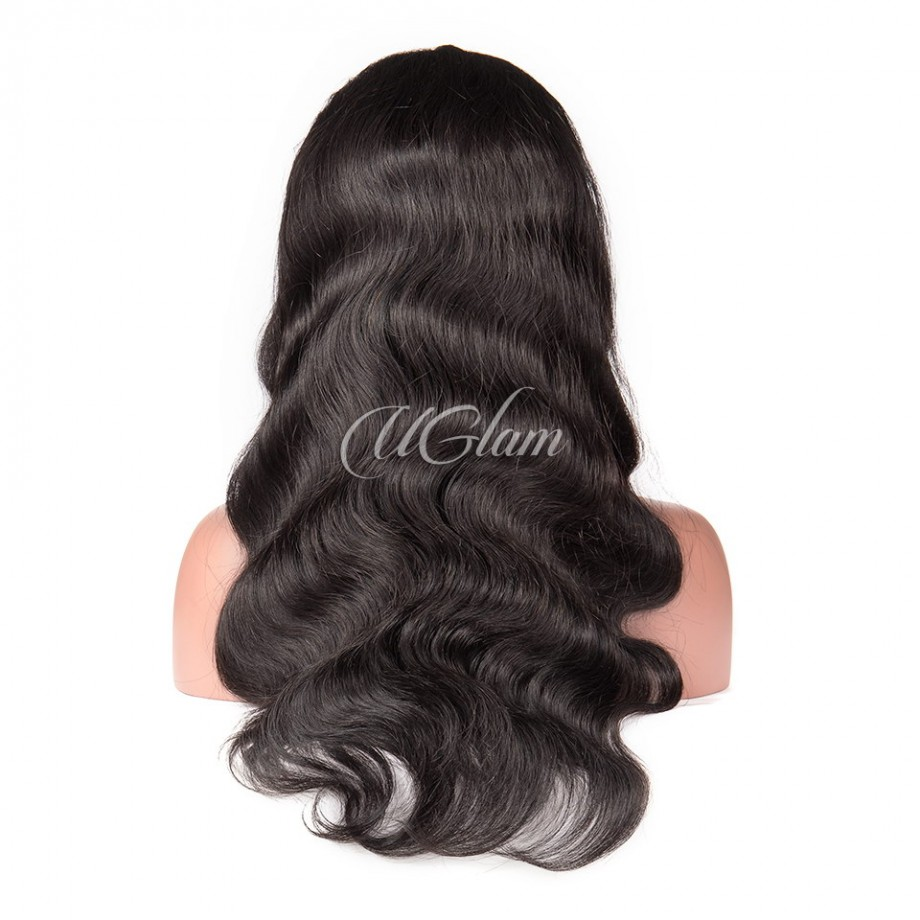 Uglam 360 Lace Front Wigs Body Wave 180% Density