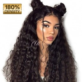 Uglam 360 Lace Front Wigs Loose Wave 180% Density