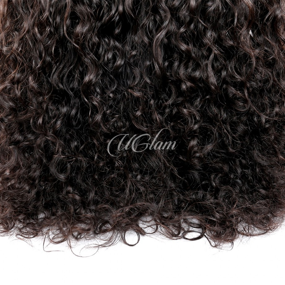 Uglam Hair 360 Lace Front Wigs Roman Curl 250% Density