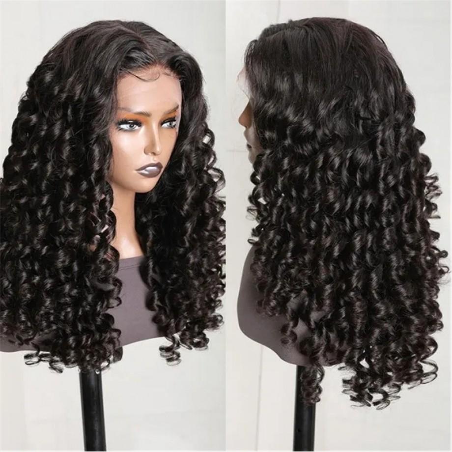 Uglam 4X4 Lace Closure Wig Fumi Curl
