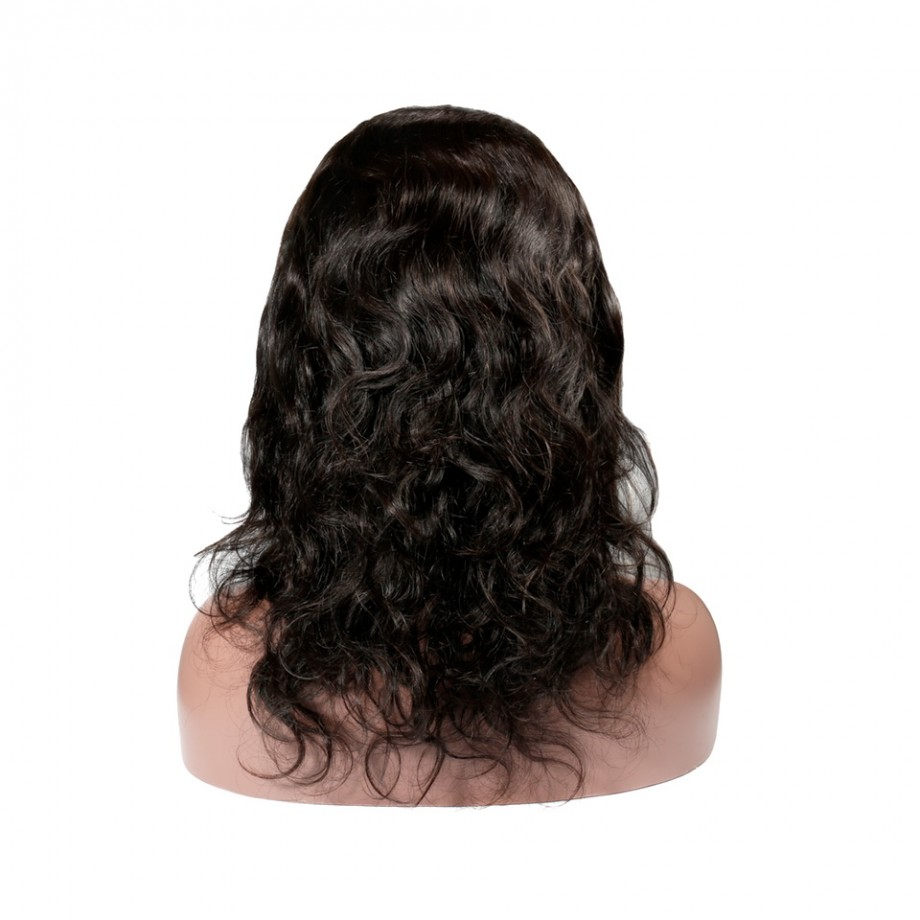 Uglam Body Wave V Part Lace Front Wigs