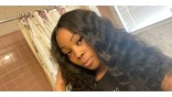 Uglam Clearence 360 Lace Front Loose Wave Wig 250% Density