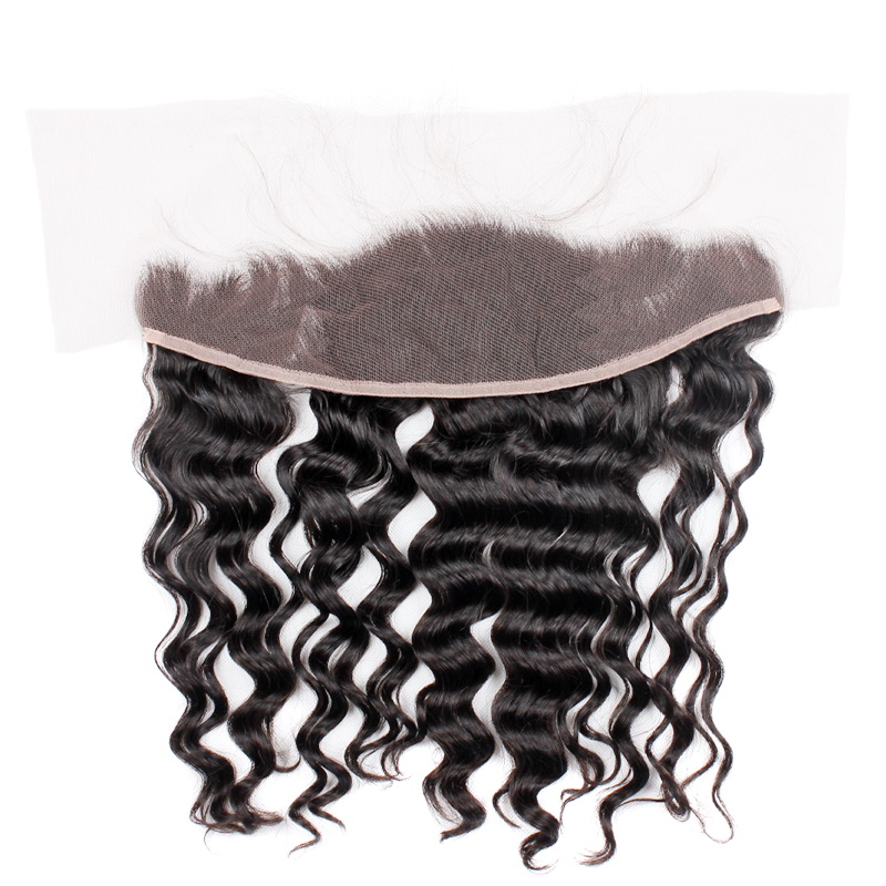 Uglam Hair 4x13 Lace Front Closure Brazilian Nature Wave Sexy Formula