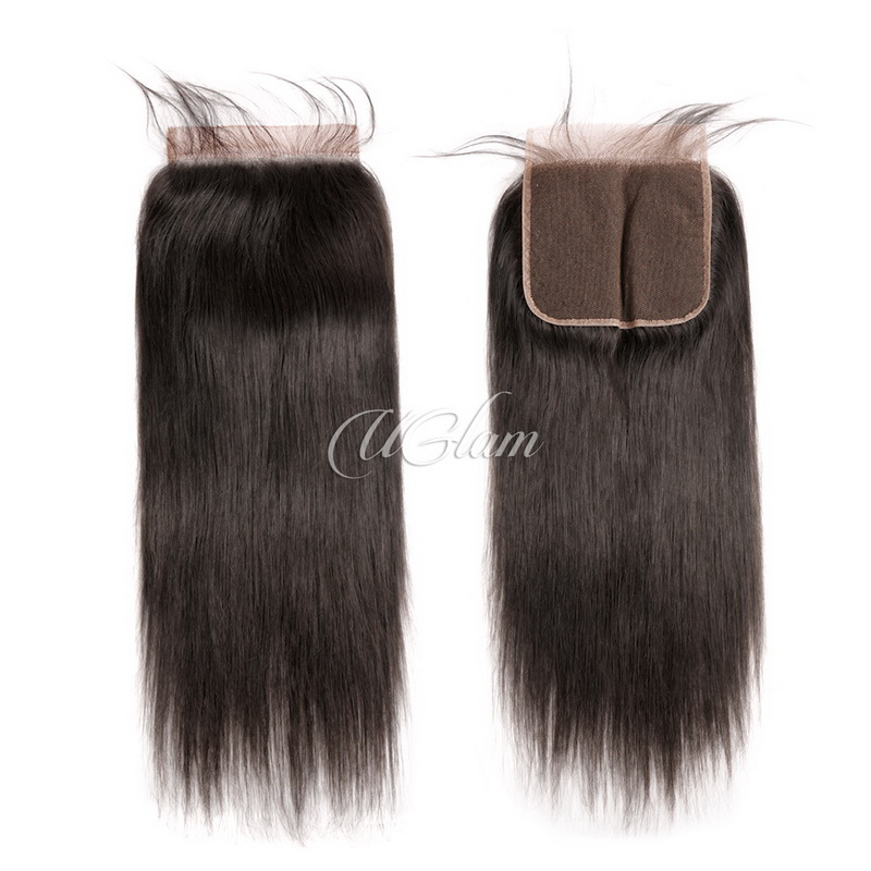 Virgin Hair 6x6 Lace Closure Straight Hair Sexy Formula