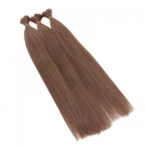 Uglam Hair Bulk Hair Extentions 100% Virgin Hair