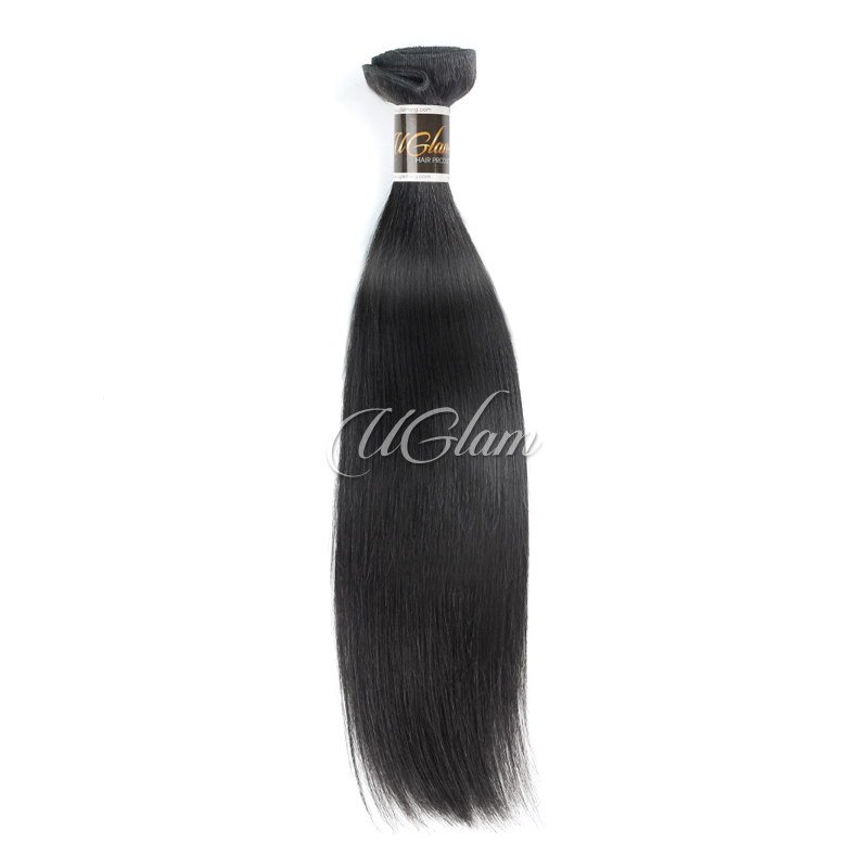 Uglam Hair Malaysian Straight 3pcs/4pcs Bundles Deal