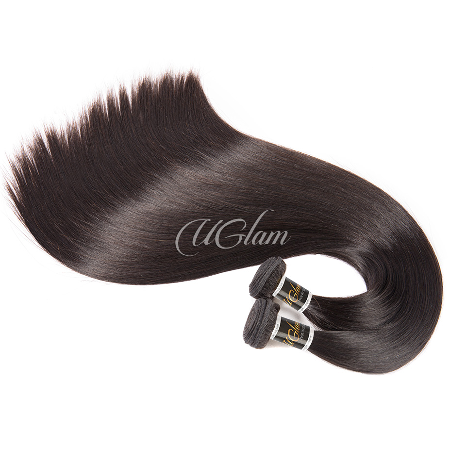 Virgin Hair 3/4pcs Bundles Brazilian Straight Hair Bundles Sexy Formula