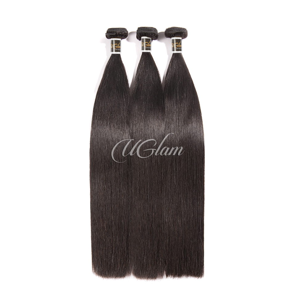 Uglam 1/3/4pcs Bundles Straight Hair Bundles Sexy Formula