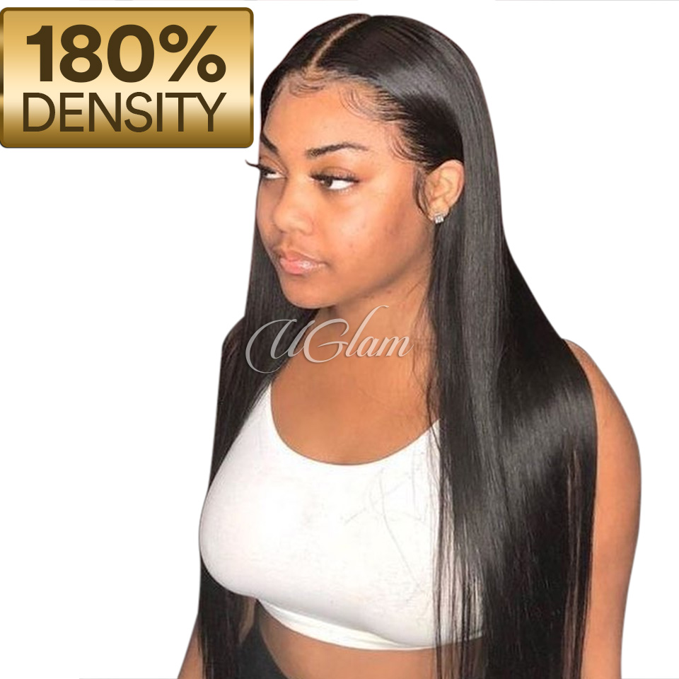 23ebe6b52 Cheap 360 Lace Front Wigs | Straight | 180% Density - Uglam